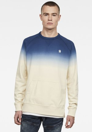 DIP DYE - Jumper - imperial blue