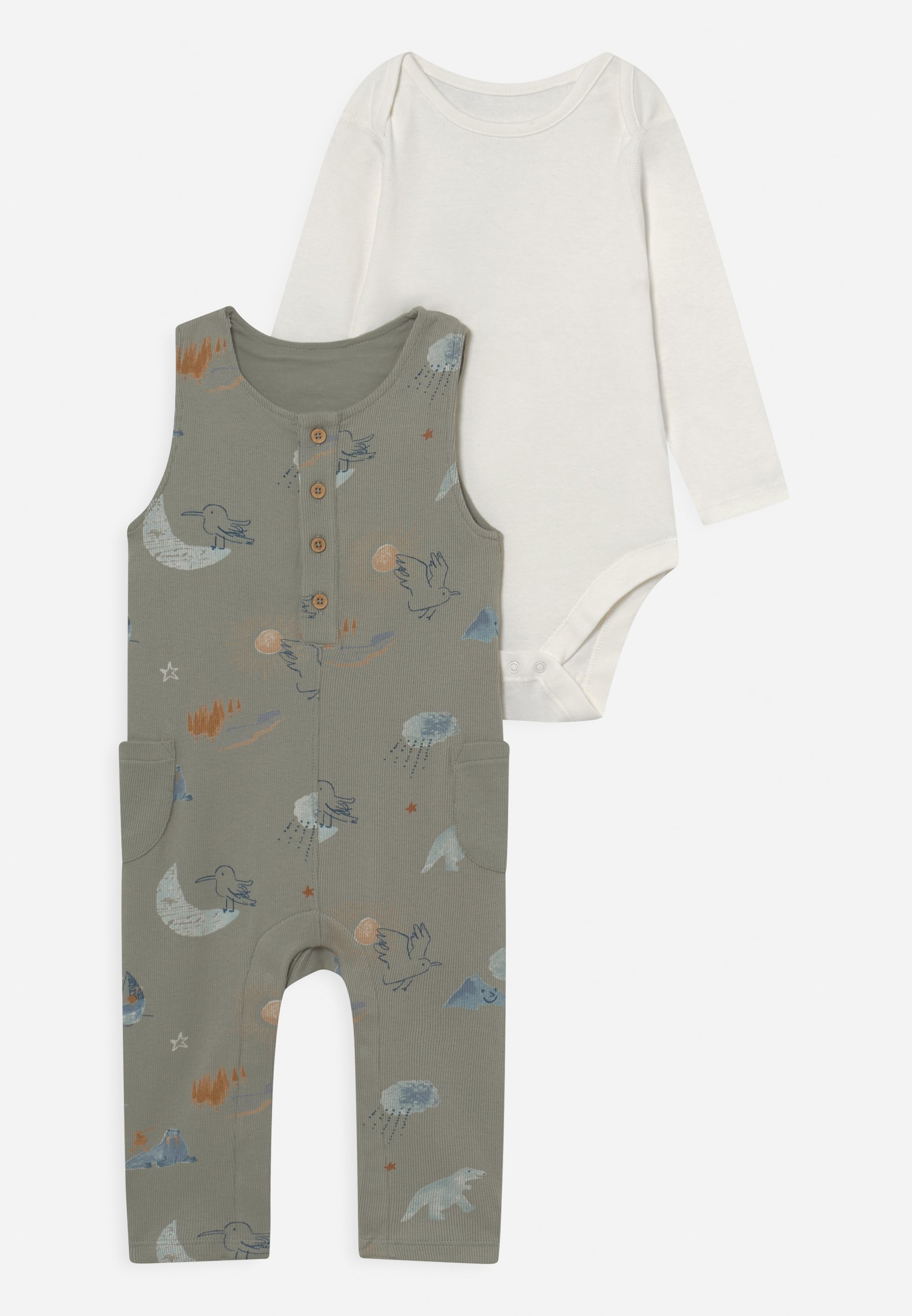 Kinder BABY SET - Langarmshirt