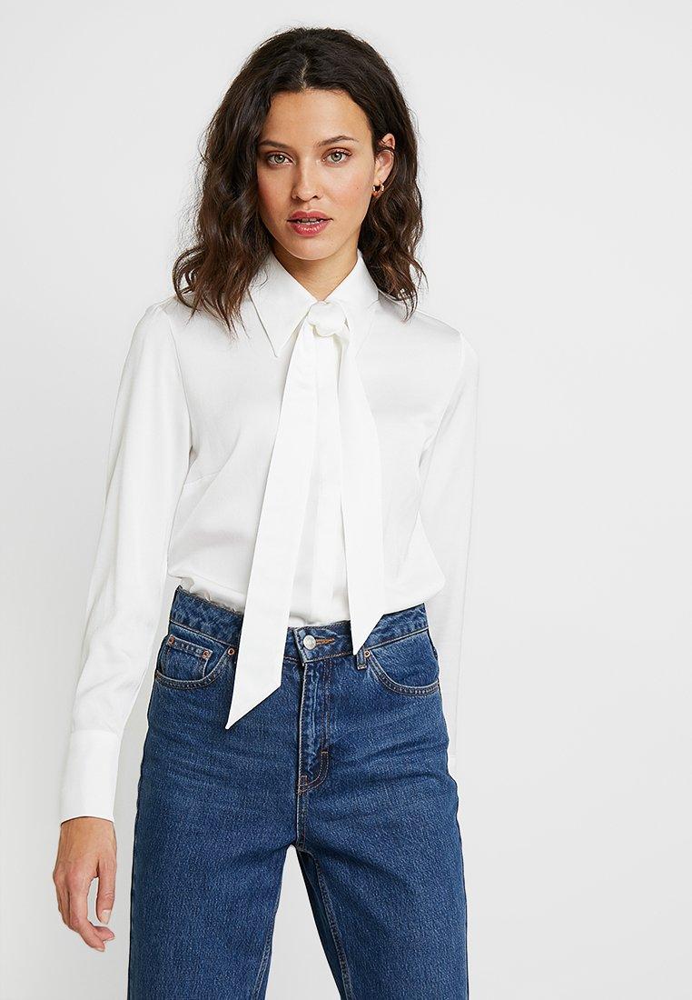 IVY & OAK - Button-down blouse - snow white