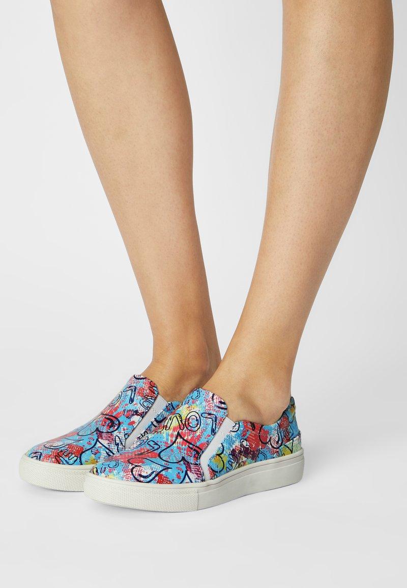 Even&Odd - Slip-ons - multi-coloured