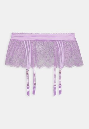 THE BLOSSOM WASPIE ORCHID - Suspenders - purple