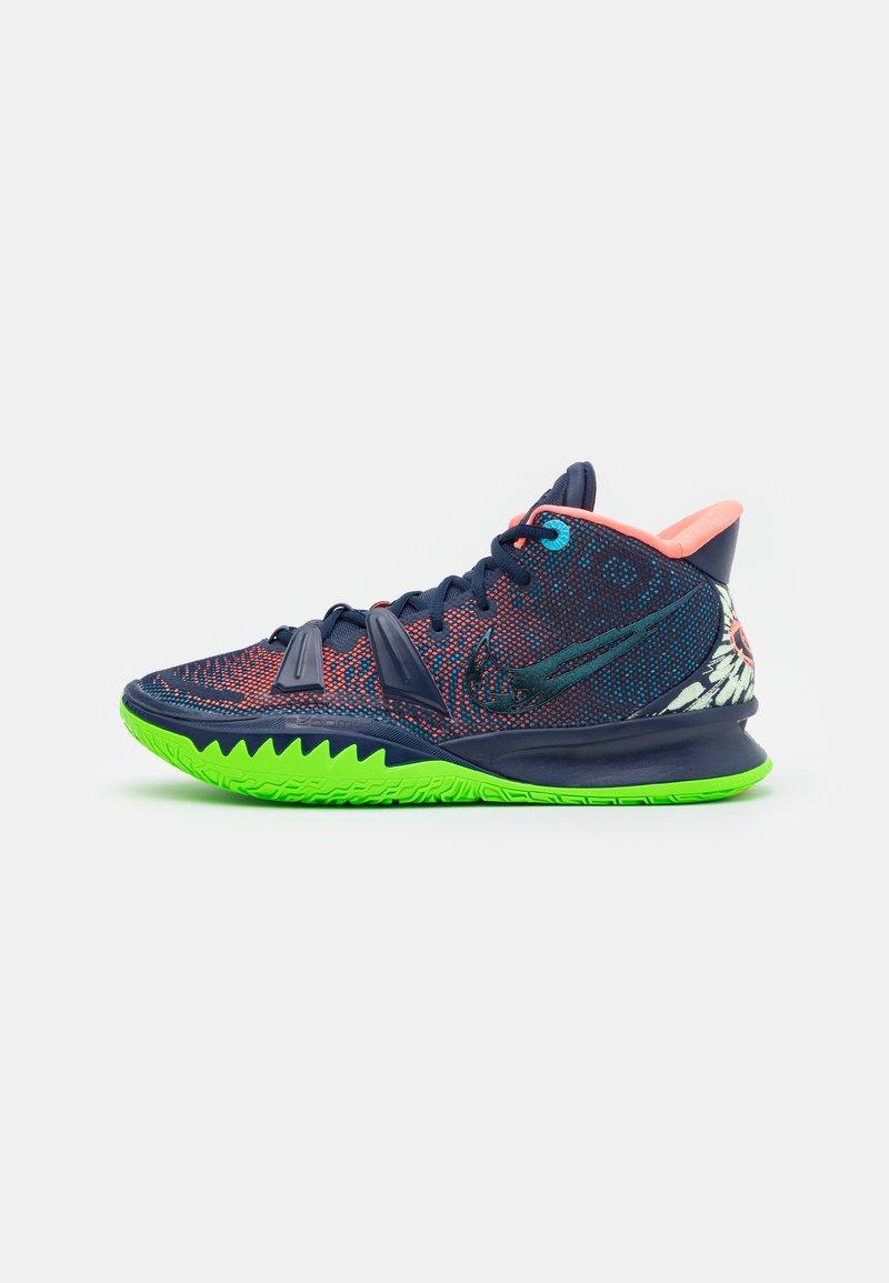 Nike Performance - KYRIE 7 - Basketsko - midnight navy/lagoon pulse