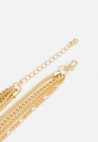 Fire & Glory - FGBUNNI COMBI NECKLACE - Necklace - gold-coloured - 1