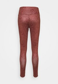 South Beach - LEGGING  - Medias - rose brown - 6