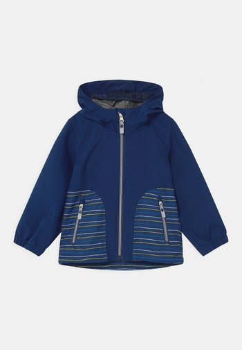 JOYLILY UNISEX - Soft shell jacket - dunkelblau