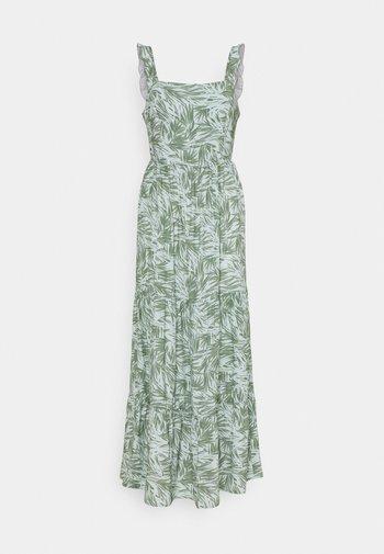 ASTER - Maxi dress - jungle green