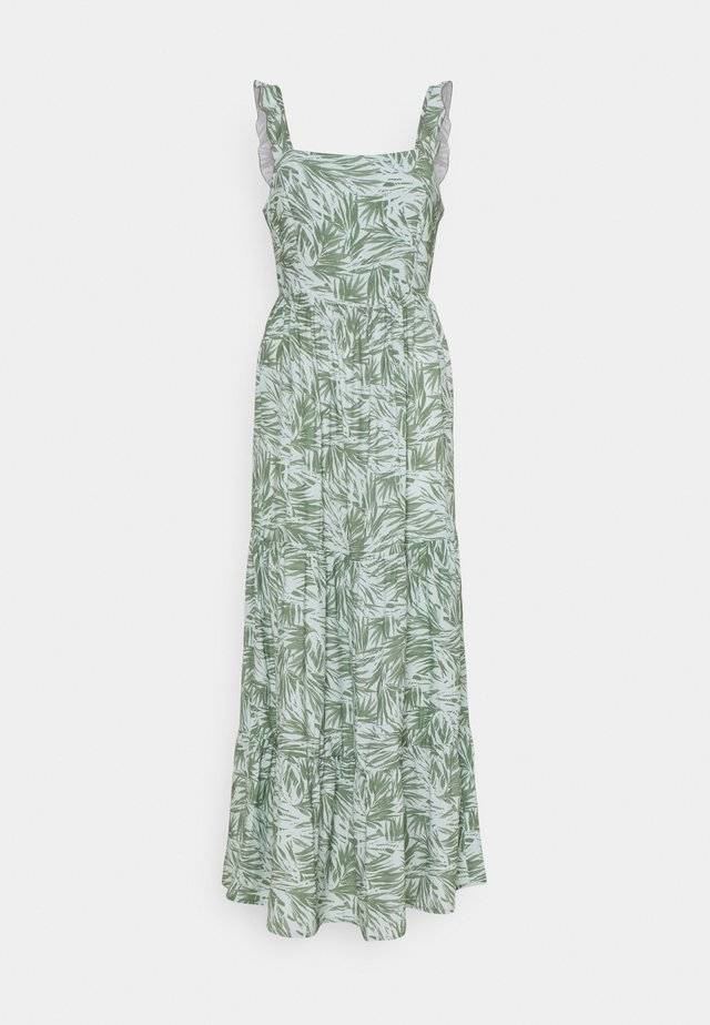 ASTER - Maxi dress - jungle green