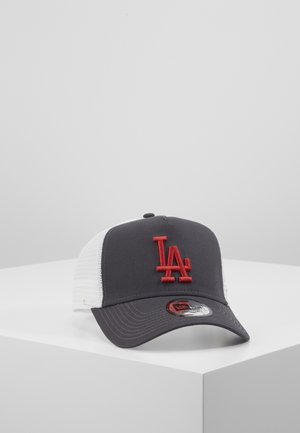 LEAGUE ESSENTIAL TRUCKER - Cap - dark grey