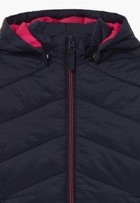 Name it - Winter jacket - dark sapphire - 4