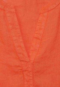 Cecil - IN UNIFARBE - Blouse - orange - 4