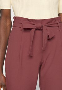 ONLY Tall - ONLHERO LIFE PANT - Trousers - apple butter - 4
