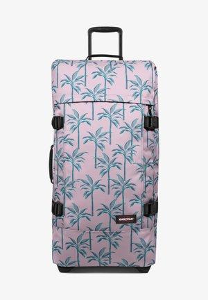 Wheeled suitcase - light pink