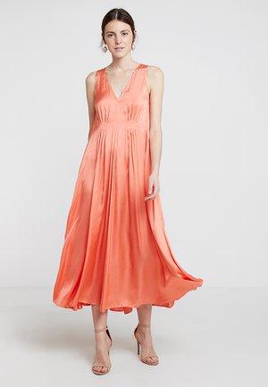 SUKI DRESS - Occasion wear - peachy coral