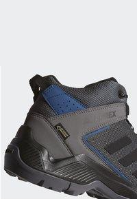 adidas Performance - TERREX EASTRAIL MID GORE-TEX - Obuwie hikingowe - grey - 6