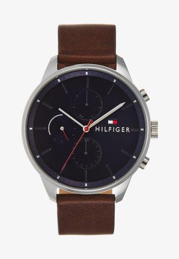 CASUAL CHASE - Watch - braun/blau