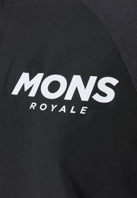 Mons Royale - TARN FREERIDE WIND  - Langarmshirt - black - 2