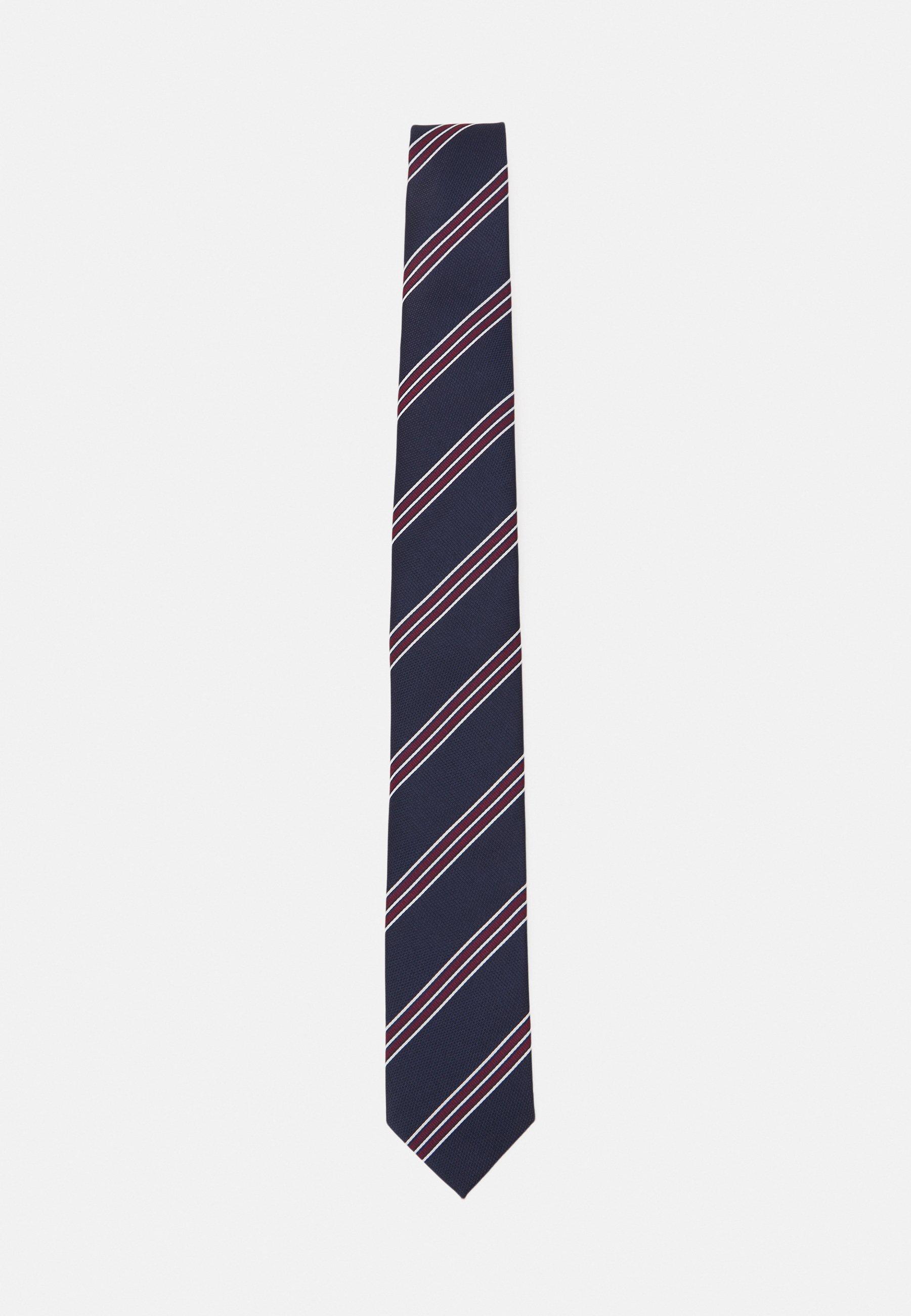 Herren SLHHENRY TIE GIFTBOX SET - Krawatte