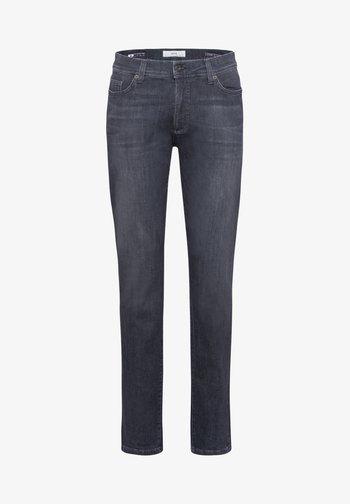 STYLE CADIZ - Straight leg jeans - silver sea