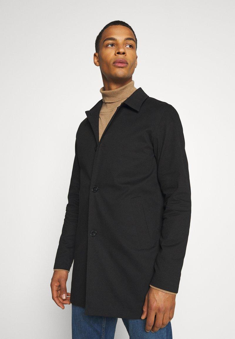 Jack & Jones PREMIUM - JJCAPE - Short coat - black