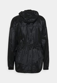 Nike Sportswear - SUMMERIZED - Summer jacket - black/white - 6