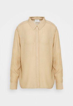 MORINA SHIRT - Košile - beige