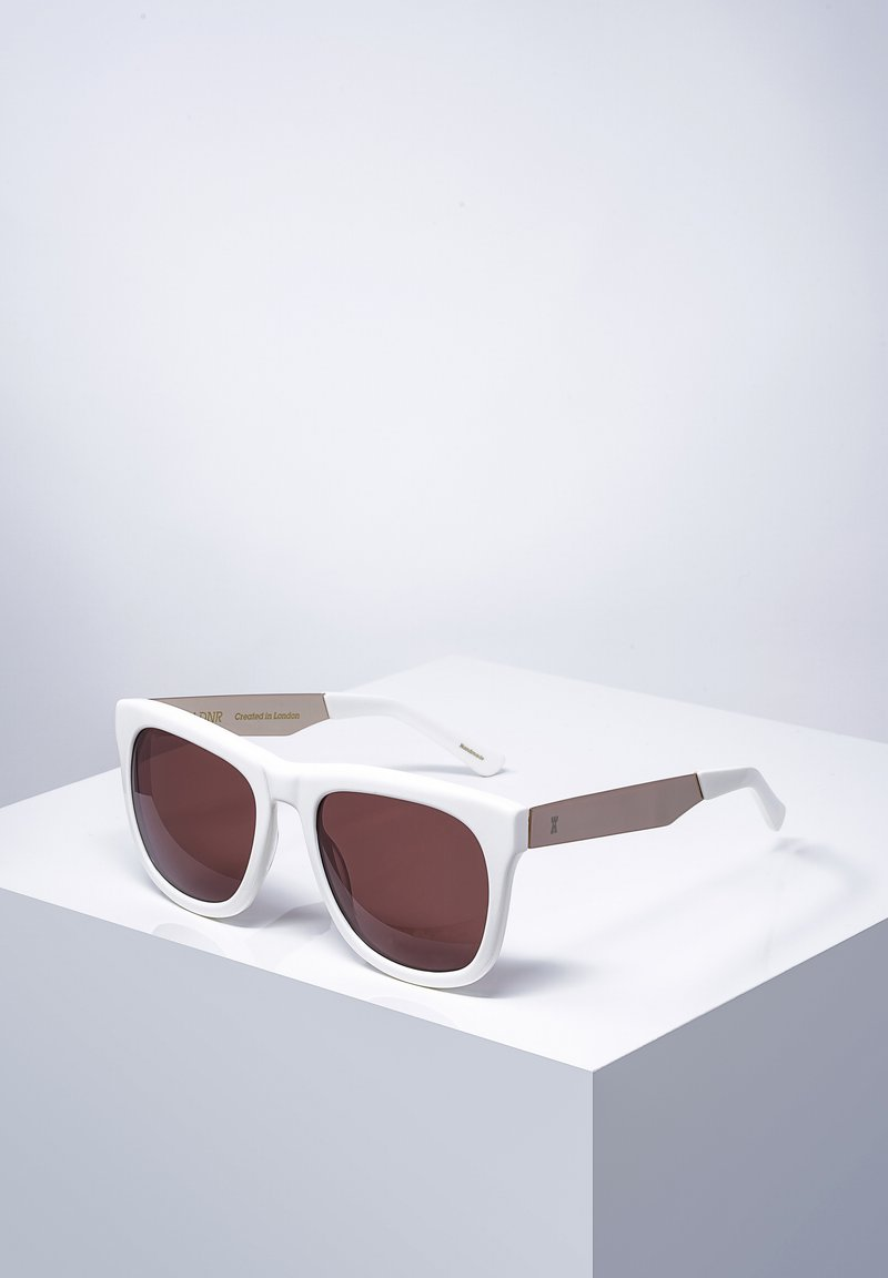 LDNR - REDCHURCH - Sunglasses - shmilk/wht