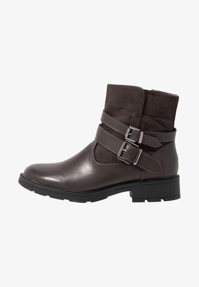 LAIA - Cowboy/biker ankle boot - grey
