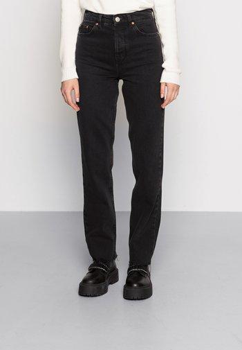 PAX - Jeans straight leg - black