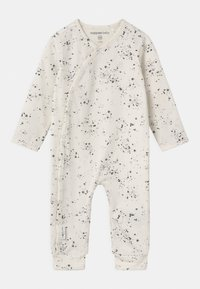 Noppies - BABY PLAYSUIT NOORVIK - Pyjama - snow white - 0