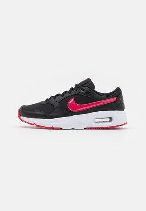 AIR MAX - Sneakers laag - black/very berry