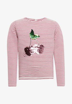 MIT BRUST-PRINT - Camiseta estampada - pink
