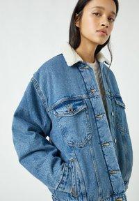 PULL&BEAR - Denim jacket - blue - 3