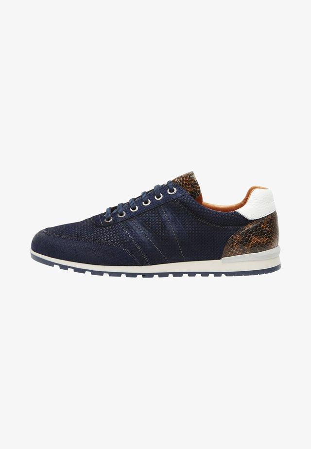 ANZANO - Sneakers laag - dark blue
