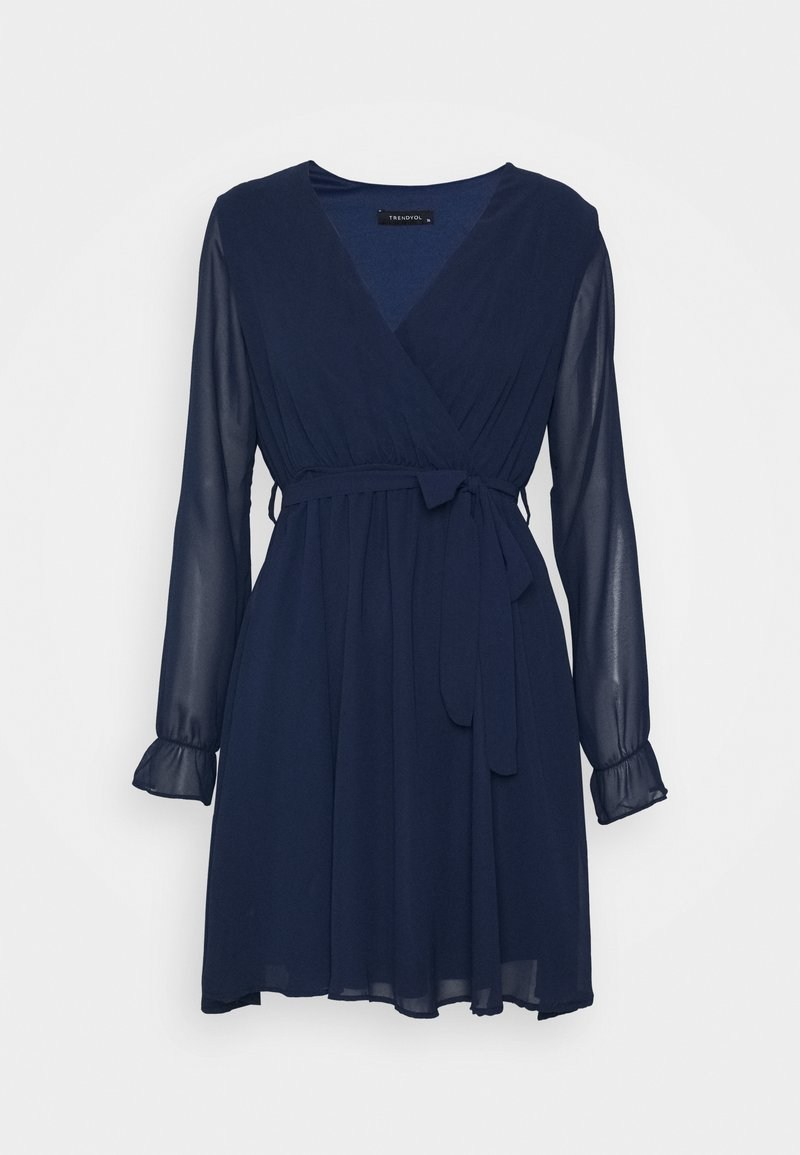 Trendyol - Day dress - navy