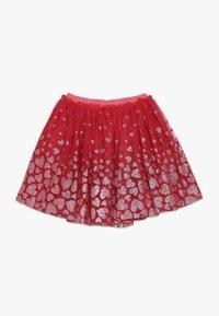 Billieblush - A-line skirt - cranberries - 0