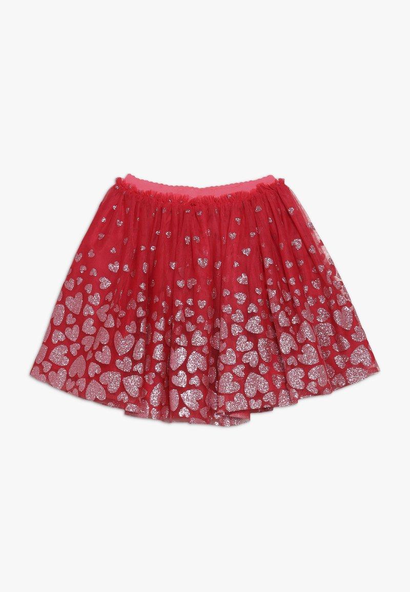 Billieblush - A-line skirt - cranberries