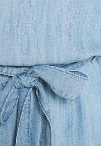 Esprit - OVERALL - Jumpsuit - blue bleached - 2
