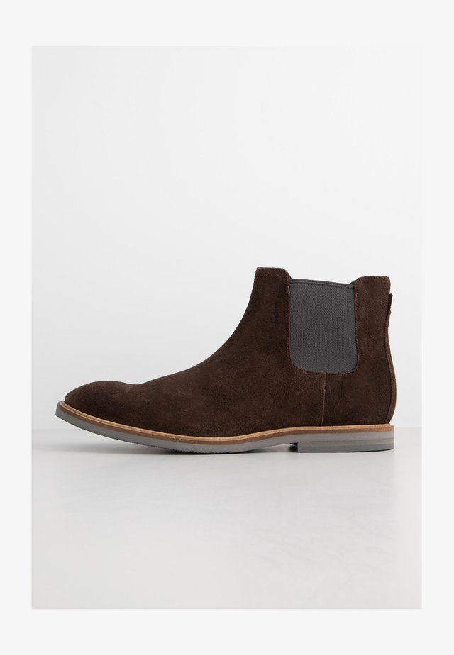 NEW HARLEY  - Classic ankle boots - darkbrown