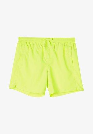 Surfshorts - yellow neon