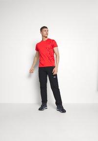 La Sportiva - LEAD - T-shirt z nadrukiem - poppy - 0