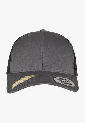 Cap - charcoal/black