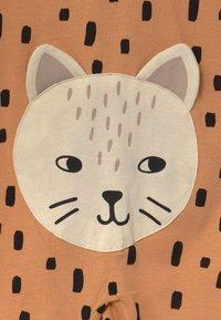 Lindex - CAT AT BACK UNISEX - Pyjamas - dark beige - 2