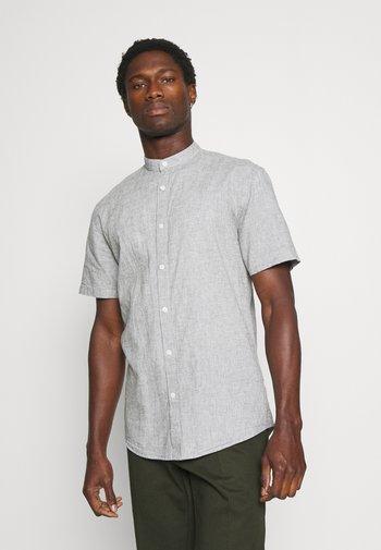 BLEND MANDARIN SHIRT - Shirt - army