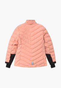 Reima - AUSTFONNA - Snowboard jacket - powder pink - 2