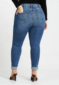 River Island Plus - Jeans Skinny Fit - blue - 2
