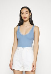 BDG Urban Outfitters - GIGI - Top - blue - 0