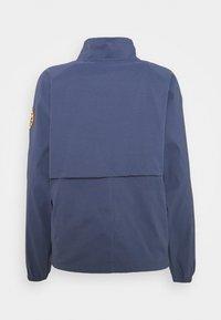 The North Face - PRINTED CLASS WINDBREAKER - Training jacket - vintage indigo - 1