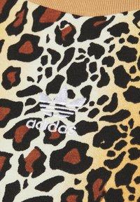 adidas Originals - LEOPARD CROPPED TEE - T-shirt med print - multco/mesa - 6