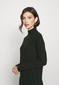 ONLY - ONLMEKIA DRESS  - Strikket kjole - rosin melange - 3