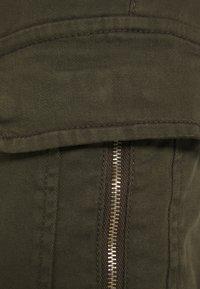 Brave Soul - Pantaloni cargo - light khaki - 4
